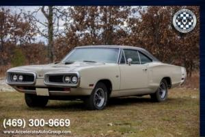 1970 Dodge Coronet #S MATCHING 383 MAGNUM INVESTMENT GRADE FACTORY BUILD S Photo