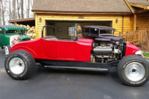 1924 Ford Model T Bucket Roadster Photo
