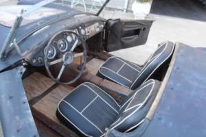 1957 MG MGA Roadster Photo