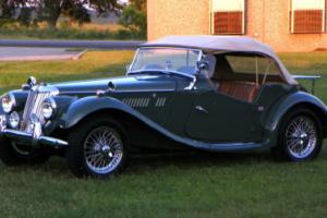 1954 MG T-Series Photo
