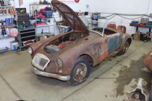 1958 MG MGA Restoration or Parts Car Photo