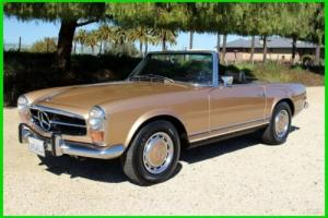 1971 Mercedes-Benz SL-Class Photo
