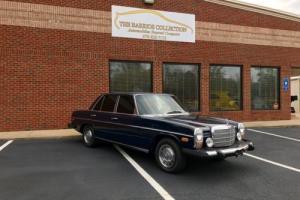 1976 Mercedes-Benz 300d Diesel