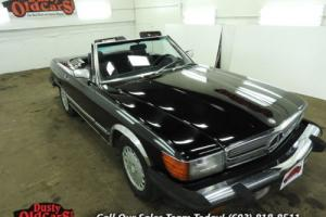 1986 Mercedes-Benz SL 560 Runs Drives Body Inter Excel 5.6LV8 Photo
