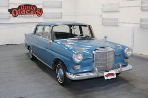 1963 Mercedes-Benz 190 D Runs Drives Body Int Good 2L Diesel 4 spd man Photo