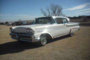 1958 Mercury Turnpoke Cruiser