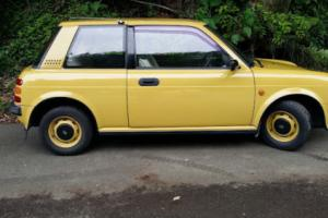 1987 Other Makes Nissan Be-1