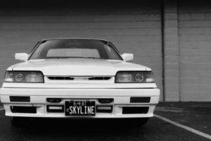 1987 Nissan Skyline Photo