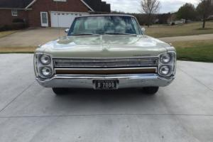 1968 Plymouth Fury Photo
