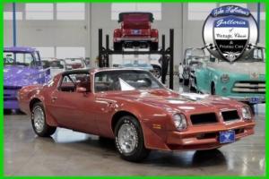1976 Pontiac Firebird Photo