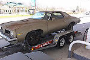 1973 Pontiac GTO Photo