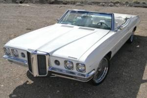 1970 Pontiac Bonneville Photo