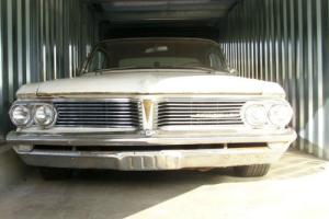 1962 Pontiac Bonneville Photo