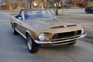 1968 Shelby GT 500 Convertible