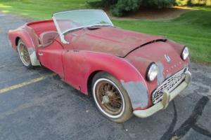 1961 Triumph TR3 Photo