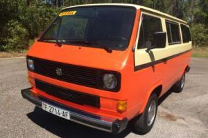 1988 Volkswagen Bus/Vanagon
