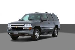 2001 Chevrolet Tahoe LS Photo