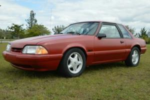 1993 Ford Mustang LX coupe Photo