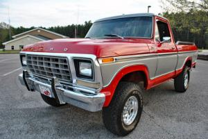 1979 Ford F-150 4x4