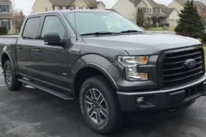 2016 Ford F-150 EXT- Sport Package