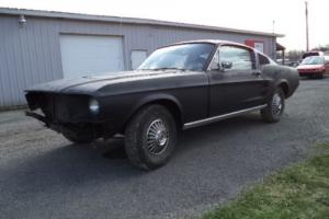1967 Ford Mustang 1967 MUSTANG FASTBACK PROJECT ROLLER