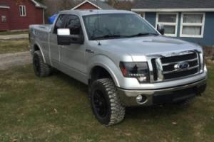 2010 Ford F-150 Extended cab 4 dr