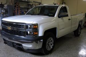 2014 Chevrolet Silverado 1500 2WT Photo