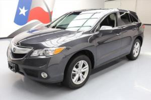 2015 Acura RDX TECH SUNROOF HTD SEATS NAV REAR CAM