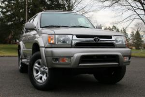 2001 Toyota 4Runner Limited  4WD Heated Seats Sunroof 4x4 No Rust
