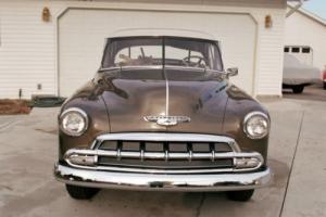 1952 Chevrolet Bel Air/150/210 Belair 2 Door Hardtop