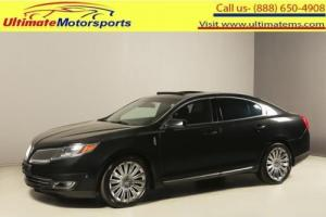 2013 Lincoln MKS 2013 MKS NAV PANO LEATHER LANE HEAT/COOL SEAT