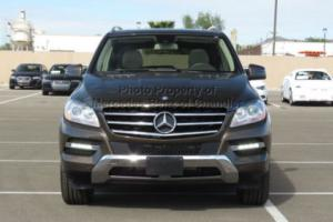 2014 Mercedes-Benz M-Class RWD 4dr ML350 Photo