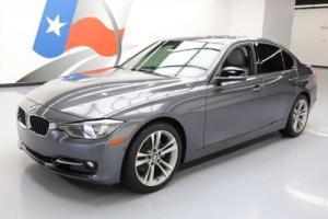 2013 BMW 3-Series 328I SPORT SEDAN SUNROOF NAV REAR CAM HUD