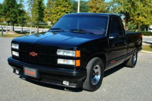 1990 Chevrolet C/K Pickup 1500 SS 454 Stunning Truck Runs & Drives Great!