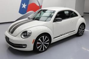 2012 Volkswagen Beetle-New BEETLE TURBO AUTO HTD SEATS 19'S