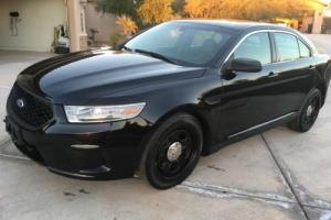 2013 Ford Other Police Interceptor