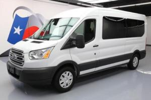 2016 Ford Transit XLT 15-PASSENGER MEDIUM ROOF