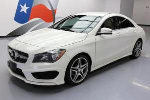 2014 Mercedes-Benz CLA-Class CLA250 SPORT TURBO BLUETOOTH