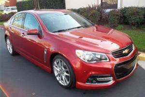 2015 Chevrolet SS --