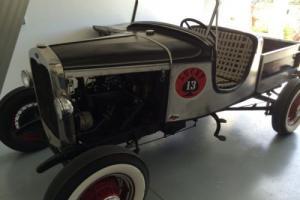 1930 Ford Model A RPU Photo