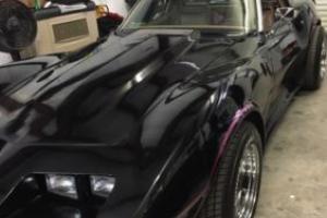 1975 Chevrolet Corvette L-82