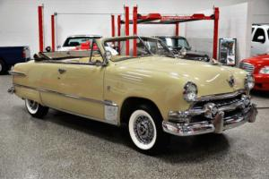 1951 Ford Custom Deluxe Convertible Custom Deluxe Convertible