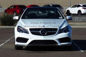 2017 Mercedes-Benz E-Class E 400 RWD Coupe Photo