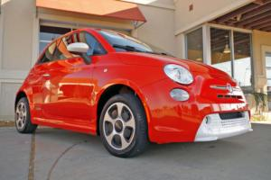 2013 Fiat 500 Electric