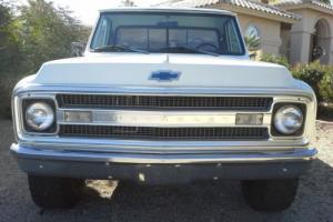 1969 Chevrolet C/K Pickup 1500