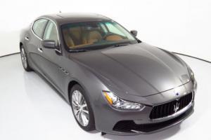 2016 Maserati Ghibli 4dr Sedan Photo