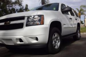 2008 Chevrolet Tahoe LS 4WD Photo