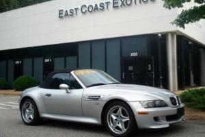 2001 BMW M Roadster & Coupe Z3