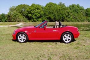 2001 BMW Z3 2.5i 2dr Roadster