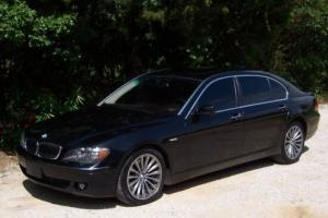 2006 BMW 7-Series 750Li Photo
